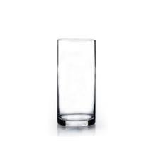 "3"" x 10"" Cylinder Glass Vase - Case of 12 (4.00/pc)"