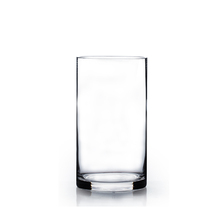 "4"" x 10"" Cylinder Glass Vase - Case of 12 ($5.00/pc)"