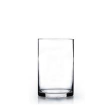 "4"" x 8"" Cylinder Glass Vase - 12 Pieces"