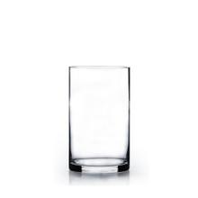 "5"" x 10"" Cylinder Glass Vase - 12 Pieces"