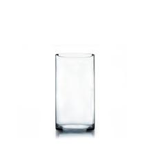 "6"" x 12"" Cylinder Glass Vase - 6 Pieces"