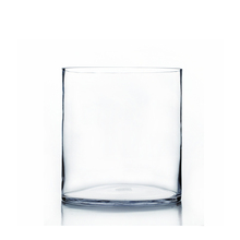 "9"" x 12"" Cylinder Glass Vase - Case of 2 ($24.00/pc)"