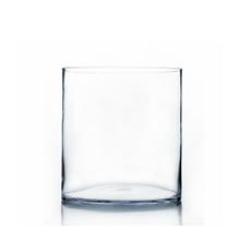 "9"" x 12"" Cylinder Glass Vase - 2 Pieces"