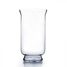 """15"""" Hurricane Glass Vase - 4 Pieces"""