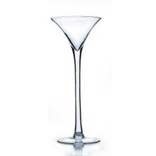 "16"" Martini Glass Vase - Case of 6 ($16.00/pc)"