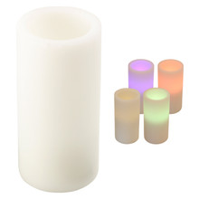 12 Pillar Candle Shells (for holding tealight or LED) @ $5.00/pc