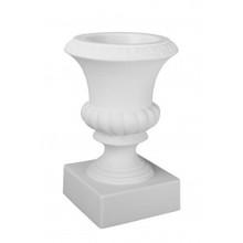 22 square base urn