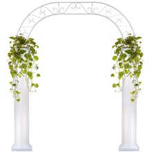 Roman Wedding Arch with Two 6 Foot Columns