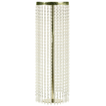 Tabletop Crystal Column - 30 Inches Tall