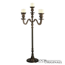 Royalty Candelabra - 40'' - 5 light in Onyx Bronze