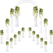 Complete Wedding Package - Roman Columns & Wedding Arch