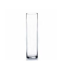"4"" x 14"" Cylinder Glass Vase - 12 Pieces"