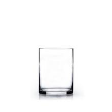 "5"" x 6"" Cylinder Glass Vase - 12 Pieces"