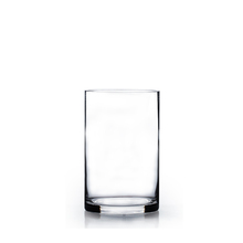 "5"" x 8"" Cylinder Glass Vase - 12 Pieces"