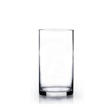 "5"" x 12"" Cylinder Glass Vase - 12 Pieces"