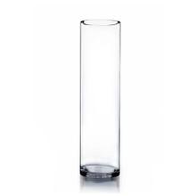 "5"" x 20"" Cylinder Glass Vase - 6 Pieces"