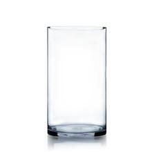 "8"" x 16"" Cylinder Glass Vase - 4 Pieces"