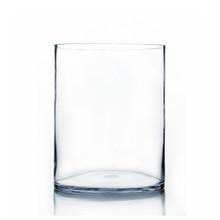 "10"" x 16"" Cylinder Glass Vase - 2 Pieces"