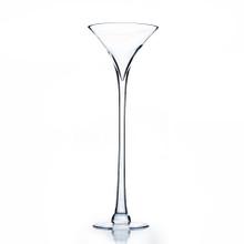 "20"" Martini Glass Vase - Case of 4"