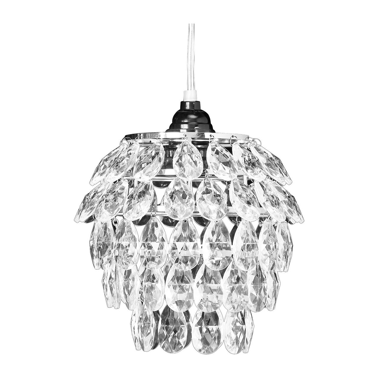 Crystal Tulip Shaped Chandelier Events Wholesale