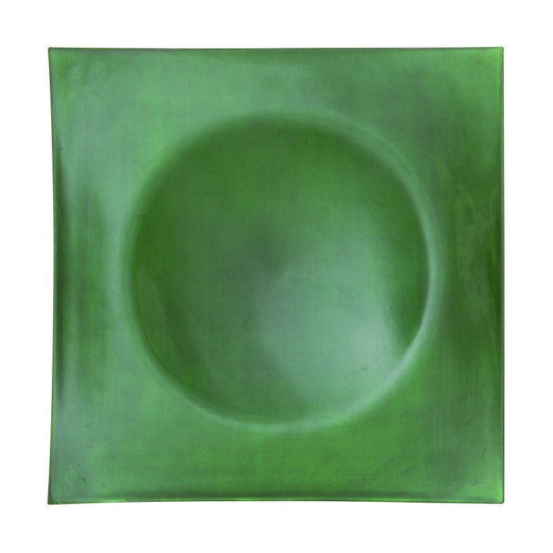 ... Square Charger Plates. Image 1. Loading zoom  sc 1 st  Events Wholesale & Case of 24 Green 13\