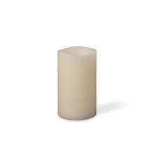 Authentic wick flameless candles