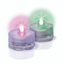 """1""""D LED Bright Tea Light Color - 12 Pieces"""