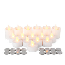 16pc Tealight and Votive Set - 6 Pieces