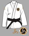 New Official  LX Jiu-Jitsu 3 Rings Kimono