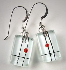 Momo Glassworks Momo Earrings