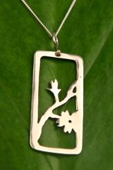 Kyoto Garden Blossom Necklace