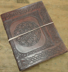 Personalized Celtic Knot Journal