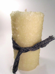 Country Affair Pillar Candle 3x6 - French Vanilla
