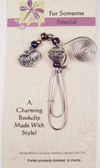 Grandma Book Clip Book Mark