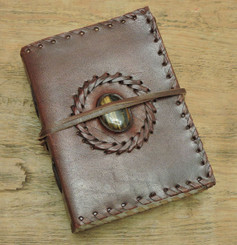"Leather Journal Small 6"" x 4.5"""