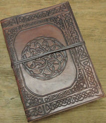 Phasha Celtic Knot Journal - Medium