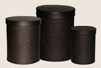 primitive star canisters