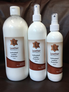 Designed for unfinished aniline and pull up leathers, this protector will repel liquids and prevent soiling of these delicate leathers without darkening them. It contains Ultrafresh®, a leading anti microbial additive that prevents bacteria, mould and mildew from forming on the leather, and leaves a beautiful hand.  ultra-fresh-logo2.jpg