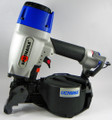 "Coil Siding Nailer - 1-1/4"" - 2-1/2"" - Uses Plastic or Wire Collated Nails - UCNM65"