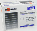 "5010C 5/16"" Chisel Point Staples - 5,000 per Box - 35505"