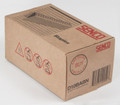 "Senco D10BABN 5/8"" Leg 22 Gauge Galvanized Staples - 20,000 per Box"