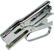 Ace Clipper 702 Chrome Plier Stapler