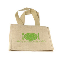 GAPS Australia Natural Jute Market Bag
