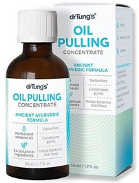 Oil Pulling Concentrate Ancient Ayuvedic Formula: 50ml