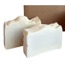Organic Olive Oil Soap: Natural (unscented)