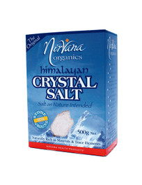 Himalayan Crystal Salt: Stone Ground Pack – FINE, 500g