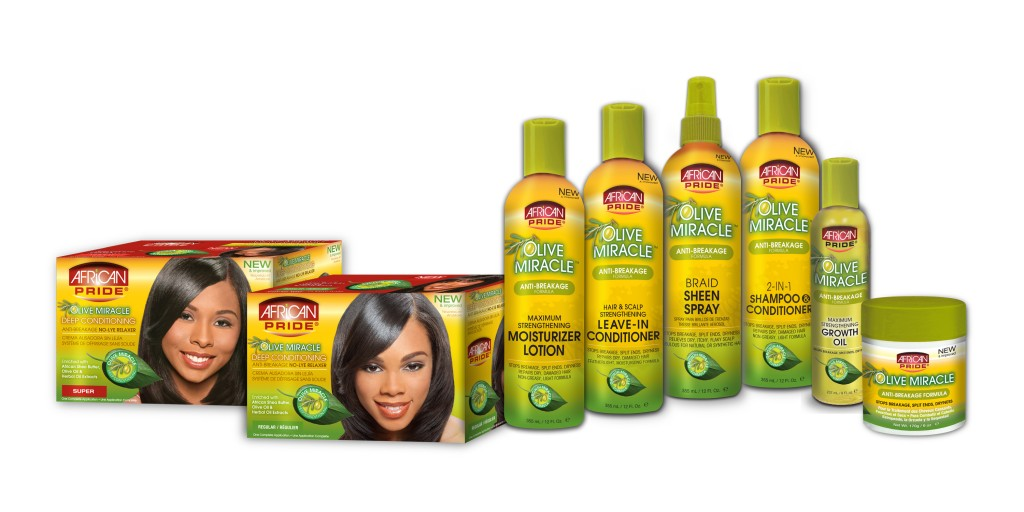 Natural Oasis Hair Products Website
