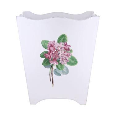 Botanical Florentine Waste Paper Bin