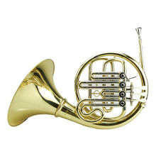 F 4 Rotary Valve French Horn with Case