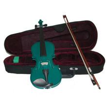 Blue Green Handmade Viola VA100-BG